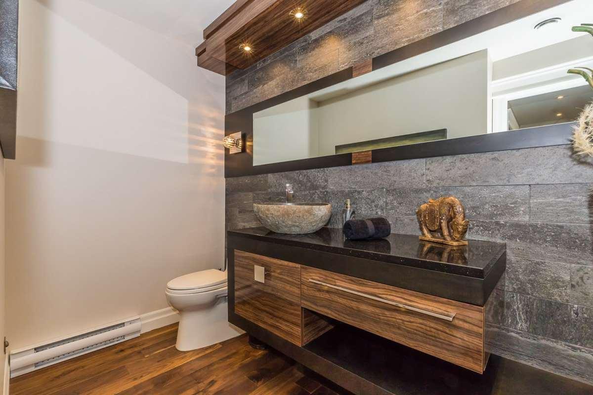 Salle de bain à l'Assomption