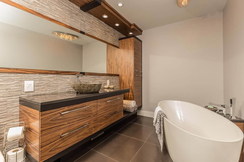 Salle de bain à Lachenaie