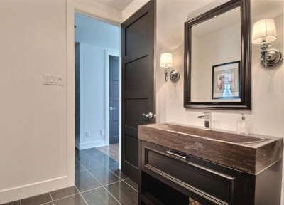 Salle de bain à Repentigny